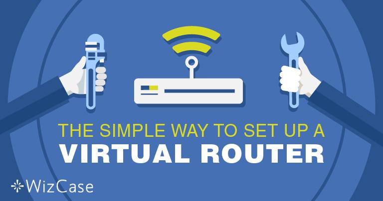 Створення віртуального маршрутизатора на операційній системі Windows з використанням VPN