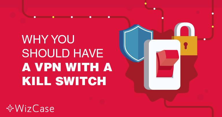 """Чому так важливо використовувати функцію автоматичного аварійного відключення """"VPN Kill Switch""""?"""