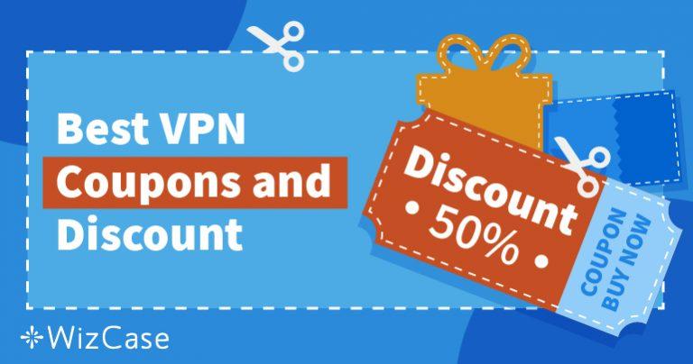 Найкращі дійсні купони VPN у Серпень 2020 – Заощаджуйте сьогодні