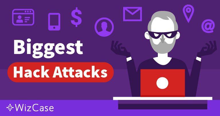 15 найбільших хакерських атак