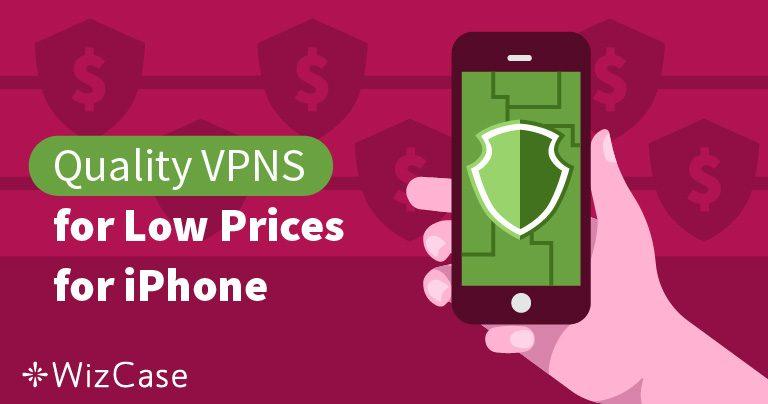 3 Найкращі та найдешевші VPN для iPhone та встановлення протоколу OpenVPN