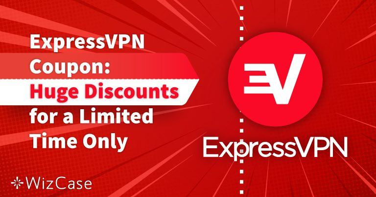 Дійсний купон від ExpressVPN на 2020 рік: отримайте знижку в розмірі 49% вже сьогодні! Wizcase