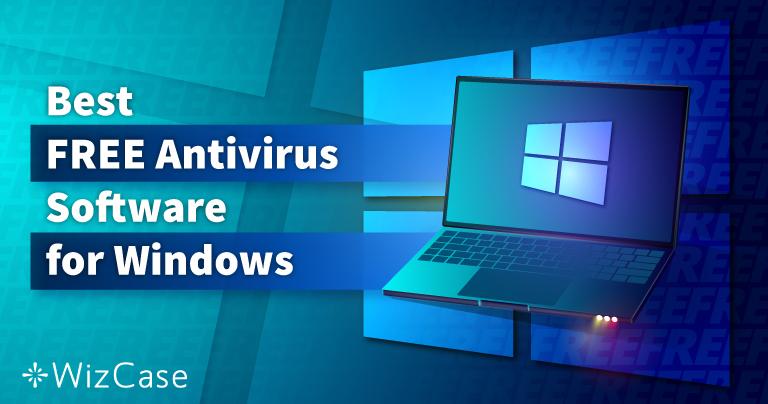 6 кращих БЕЗКОШТОВНИХ антивірусів для ОС Windows (протестовано у 2021 році)